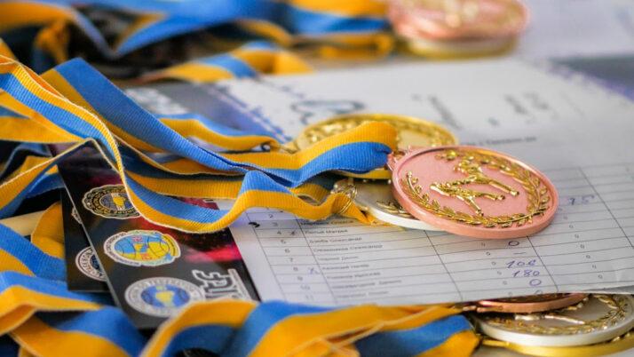 Ми — призери чемпіонату з таеквон-до (2021)