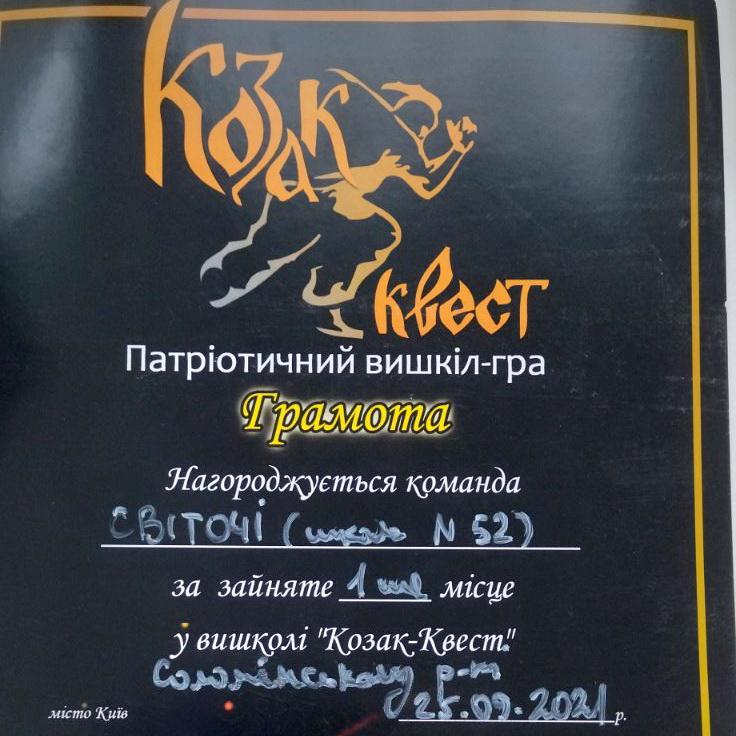 Козак-квест 2021